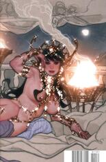 Dejah Thoris (2019-2020) #1 Variant O: Limited Edition Wraparound Virgin Cover