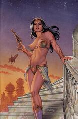 Dejah Thoris (2019-2020) #1 Variant N: Limited Edition Virgin Cover