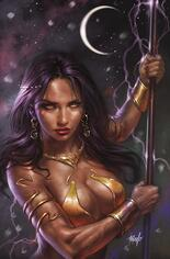 Dejah Thoris (2019-2020) #1 Variant M: Limited Edition Virgin Cover