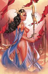 Dejah Thoris (2019-2020) #1 Variant Q: Limited Edition Virgin Cover