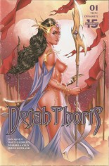 Dejah Thoris (2019-2020) #1 Variant D