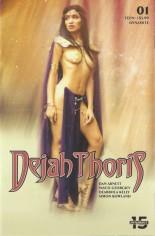 Dejah Thoris (2019-2020) #1 Variant E: Cosplay Photo Cover