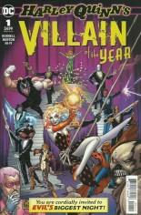 Harley Quinn Villain Of The Year #1 Variant A