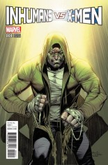 Inhumans vs. X-Men (2016-2017) #4 Variant D