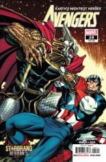 Avengers (2018-2021) #28 Variant A