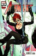 Avengers (2018-2021) #28 Variant B