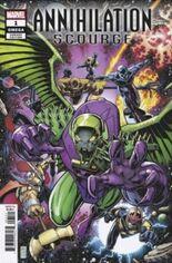 Annihilation Scourge: Omega #1 Variant B