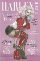 Harley Quinn Villain Of The Year #1 Variant G: KRS Comics / Black Flag Comics Exclusive