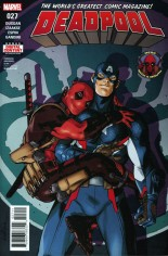 Deadpool (2016-2017) #27