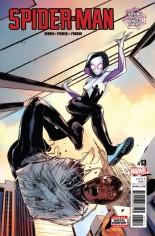 Spider-Man (2016-2017) #13