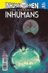 Uncanny Inhumans (2015-Present) #19 Variant A