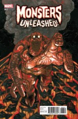 Monsters Unleashed (2017) #3 Variant C