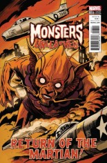 Monsters Unleashed (2017) #3 Variant E