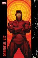 Daredevil (2016-2017) #17 Variant B: Corner Box Variant
