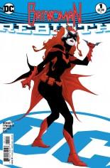 Batwoman: Rebirth #1 Variant B