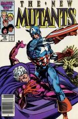 New Mutants (1983-1991) #40 Variant C: 95 Cent Variant