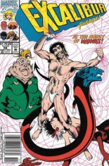 Excalibur (1988-1998) #56 Variant A: Newsstand Edition