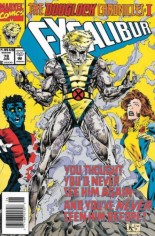 Excalibur (1988-1998) #78 Variant A: Newsstand Edition