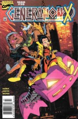 Generation X (1994-2001) #36 Variant A: Newsstand Edition