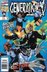 Generation X (1994-2001) #46 Variant A: Newsstand Edition