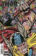 Thor (2020-2021) #1 Variant C