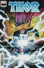 Thor (2020-2021) #1 Variant H