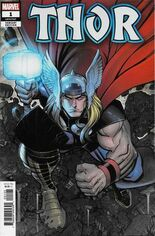 Thor (2020-2021) #1 Variant I