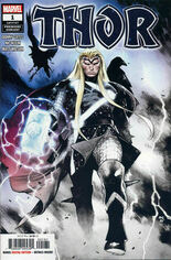 Thor (2020-2021) #1 Variant R: Incentive Premiere Cover