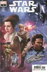 Star Wars (2020-2021) #1 Variant A
