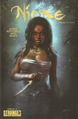 Niobe: She Is Death #1 Variant J: Trinity Comics Exclusive