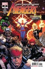 Avengers (2018-2020) #29 Variant A