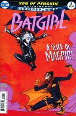 Batgirl (2016-2020) #8 Variant A