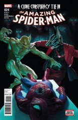 Amazing Spider-Man (2015-2017) #24 Variant A
