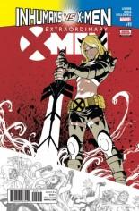 Extraordinary X-Men #19 Variant A