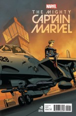 Mighty Captain Marvel #2 Variant B