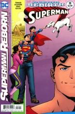 Superman (2016-2018) #18 Variant A