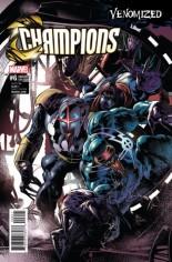 Champions (2016) #6 Variant B: Venomized Variant
