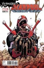 Deadpool (2016-2017) #28 Variant C: Venomized Variant