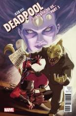 Deadpool (2016-2017) #28 Variant B: Poster Variant
