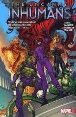 Uncanny Inhumans (2015-Present) #HC Vol 1