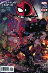 Spider-Man/Deadpool (2016-Present) #15 Variant A