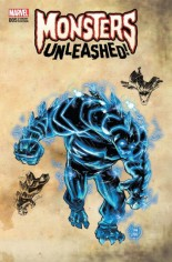 Monsters Unleashed (2017) #5 Variant F
