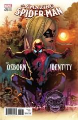 Amazing Spider-Man (2015-2017) #25 Variant C