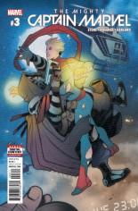 Mighty Captain Marvel #3 Variant A