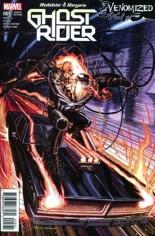 Ghost Rider (2016-2017) #5 Variant B: Venomized Variant