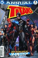 Titans (2016-Present) #Annual 1