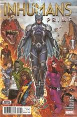 Inhumans Prime #1 Variant A