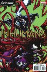 Inhumans Prime #1 Variant F: Venomized Variant