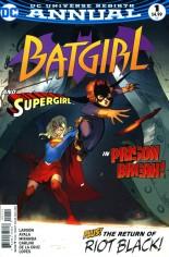 Batgirl (2016-2021) #Annual 1