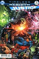 Justice League (2016-2018) #18 Variant A